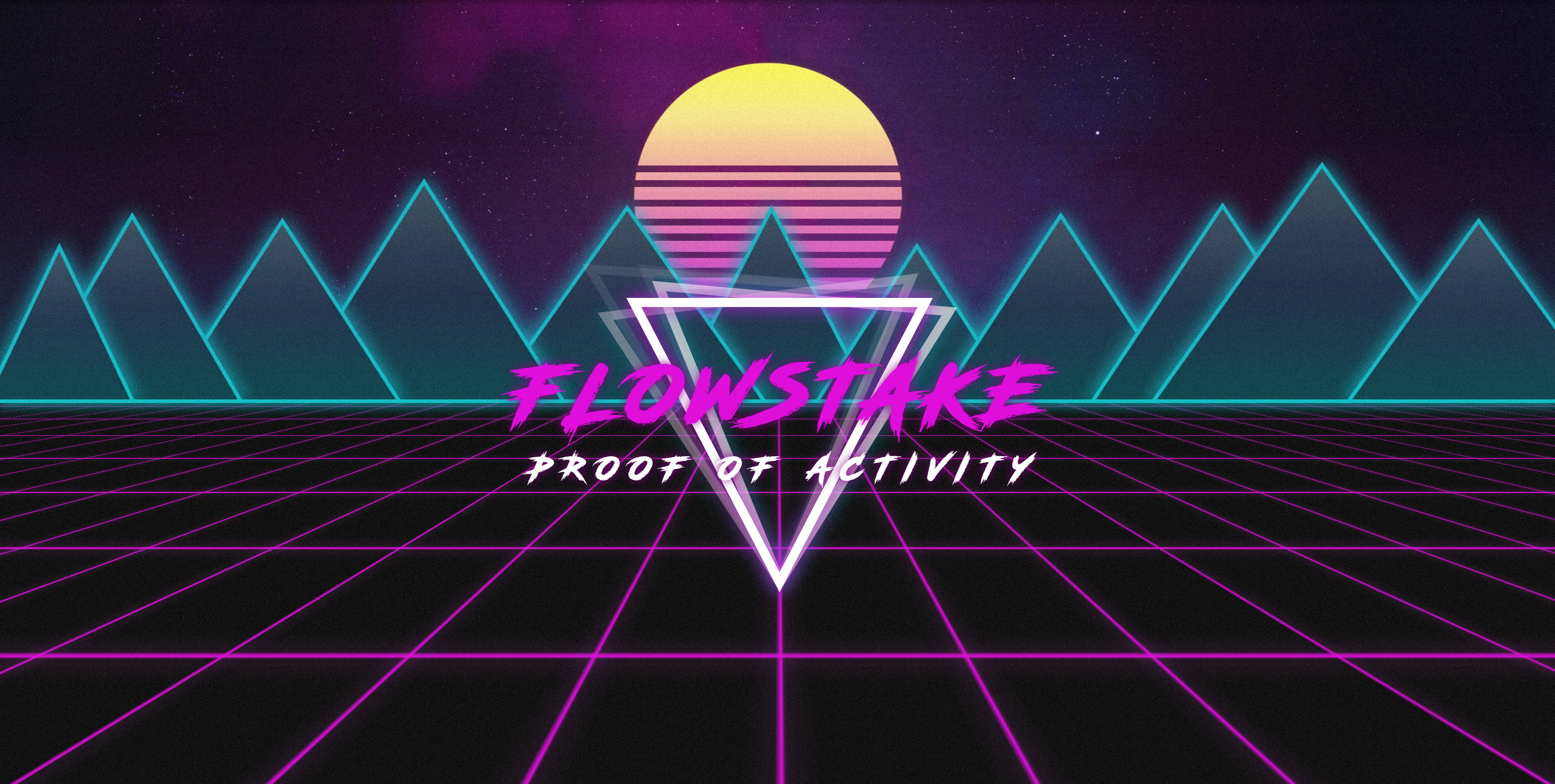 Flowstake – Proof of Activity